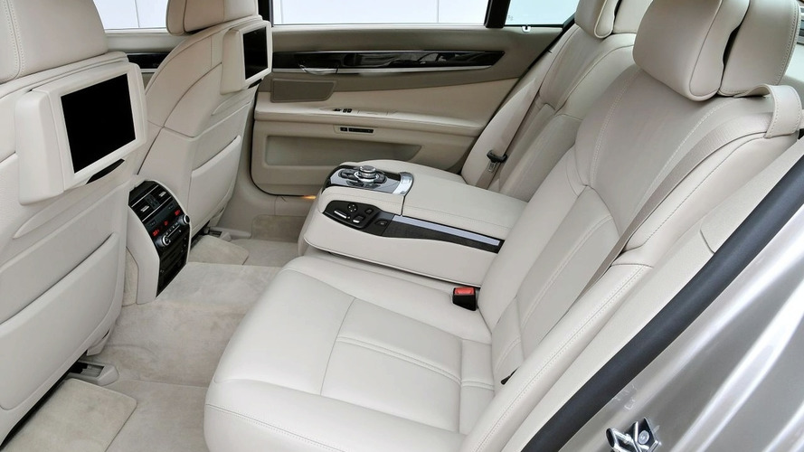 BMW 730Ld Launched in the UK