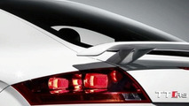 2010 Audi TT RS teasers - low res