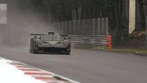 Pagani Zonda R at Monza