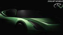 Revenge Designs Verde Supercar Concept teaser rendering - 800