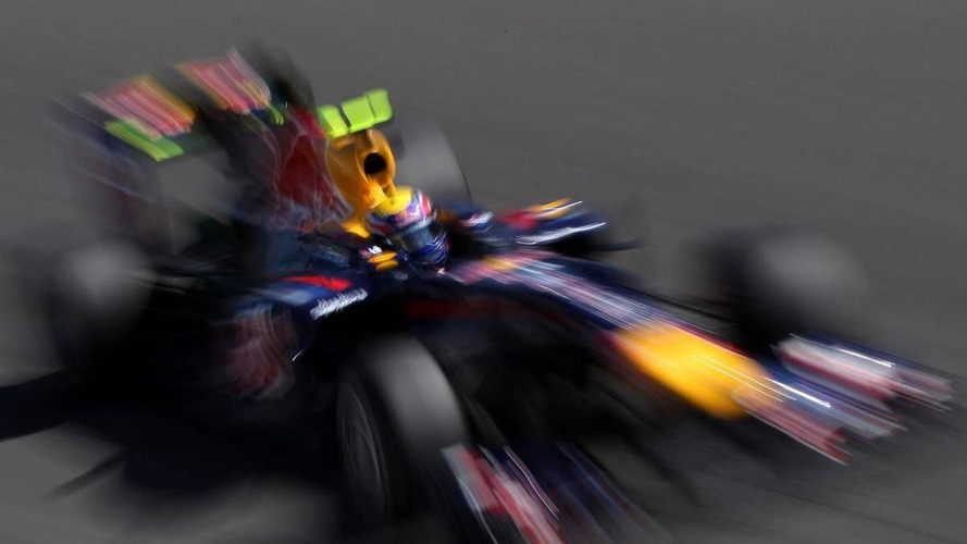 Another practice problem for Mark Webber