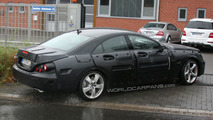 2011 Mercedes CLS AMG Caught Testing
