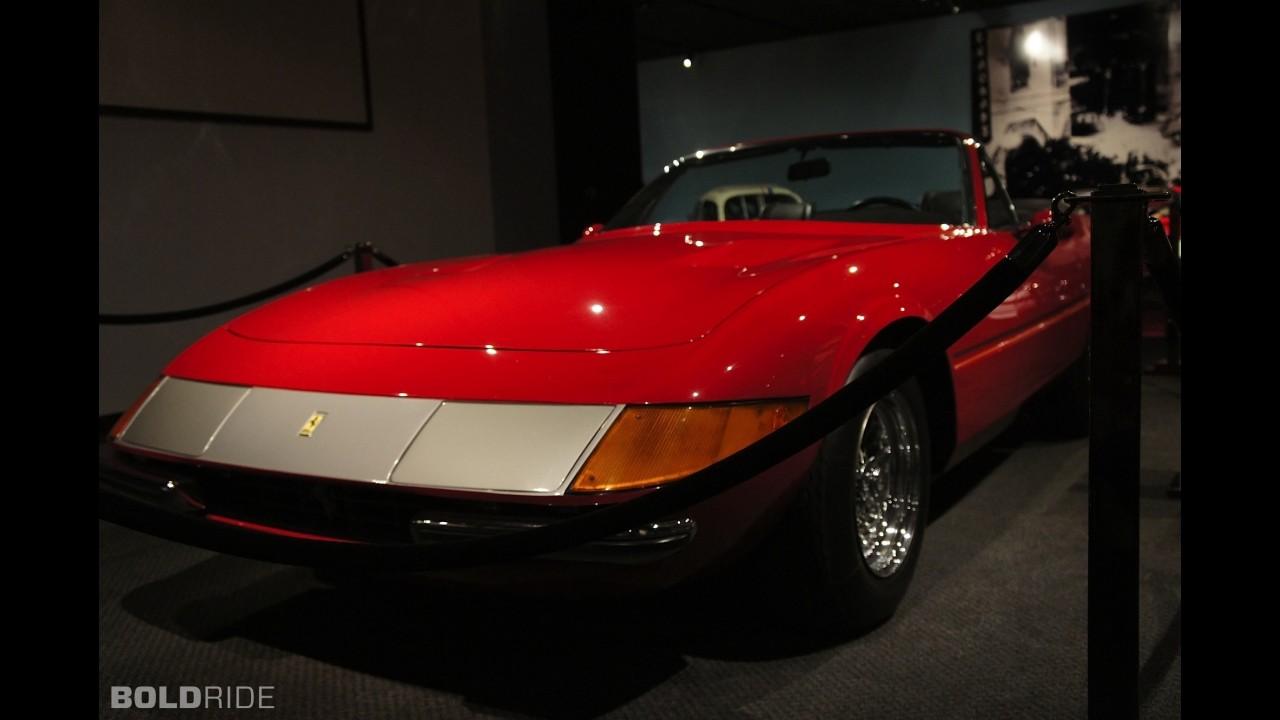 Ferrari 365 GTS/4 Daytona Spyder