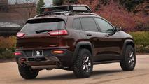 Jeep Cherokee Trail Carver 29.10.2013