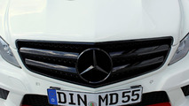 2009 Mercedes-Benz E500 Coupe by M&D Exclusive Cardesign 27.08.2013