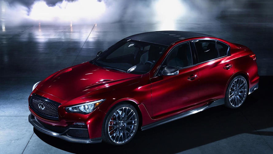 Infiniti exec downplays the possibility of performance models