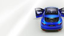 Jaguar C-X17 concept 09.9.2013