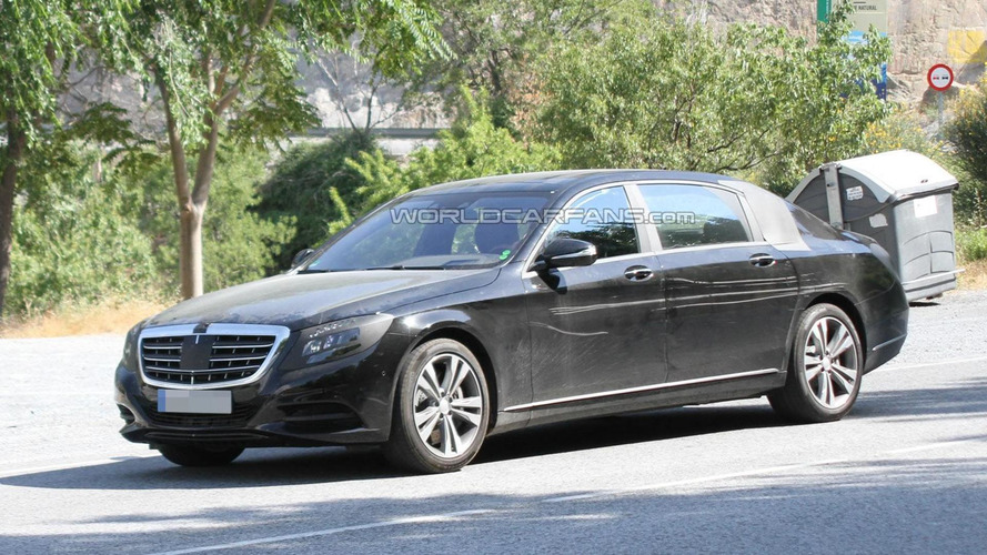 Mercedes-Benz S-Class Pullman to cost up to 250,000 EUR