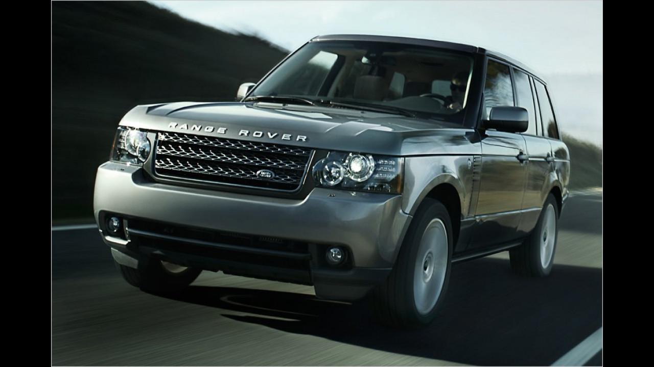 Land Rover Range Rover V8 Supercharged Automatik