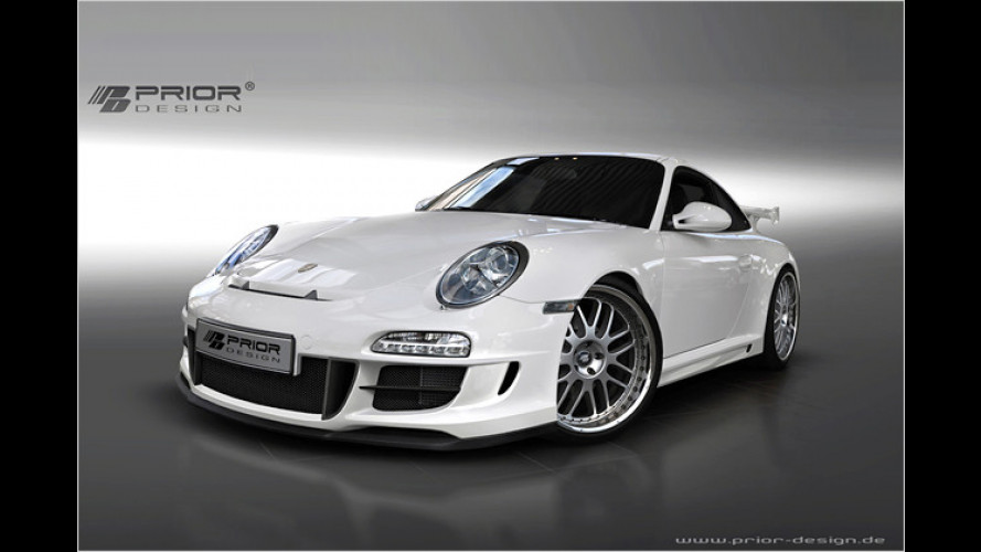 Individualisierter Supersportler: Porsche 911 PD3