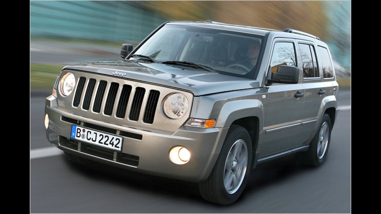 Jeep Patriot und Dodge Caliber