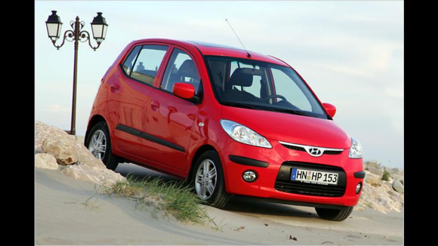 Sparen mit Hyundai