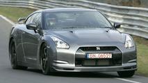 Nissan GT-R Spec V spy photos