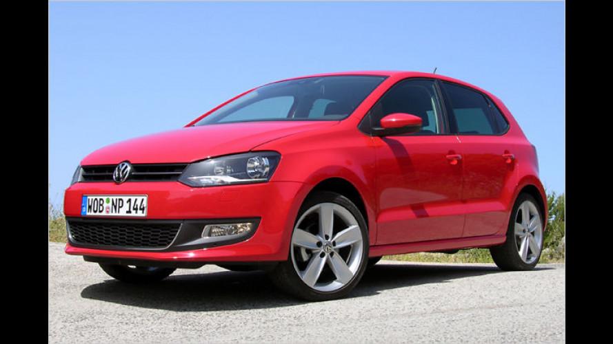 Auf dem Weg zur Polo-Klasse? Kleiner VW in neuer Version