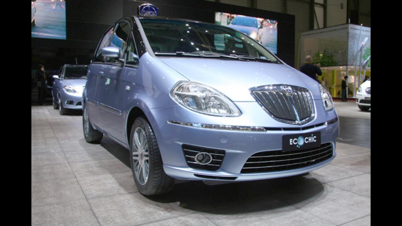 Lancia Musa/Ypsilon Ecochic
