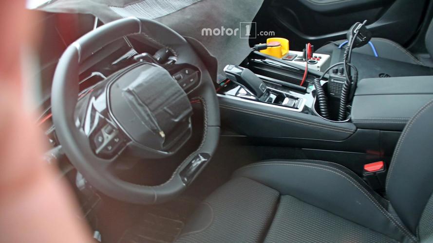 Nouvelle Peugeot 508 - Première photo de l'intérieur !