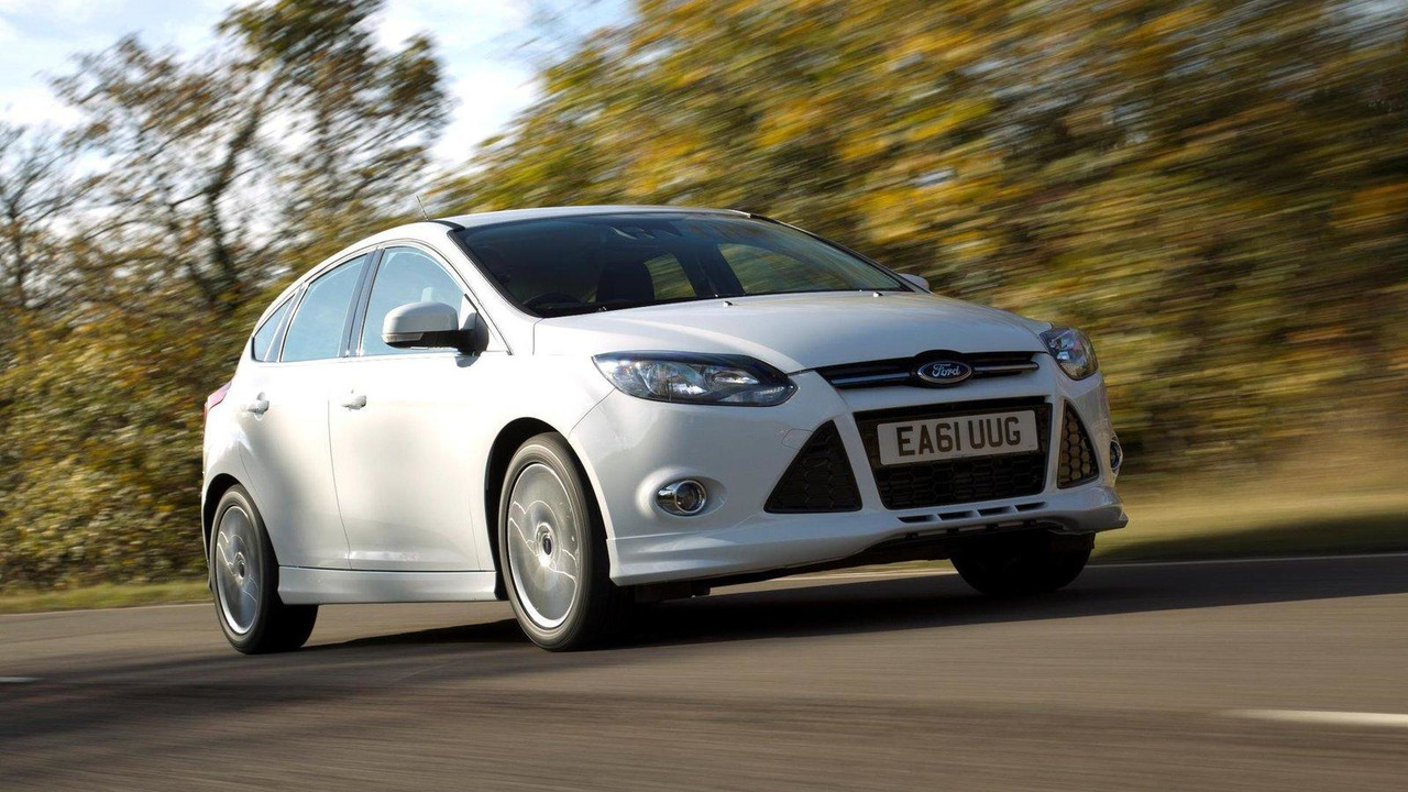 Ford Focus Zetec S for U.K. - 29.11.2011