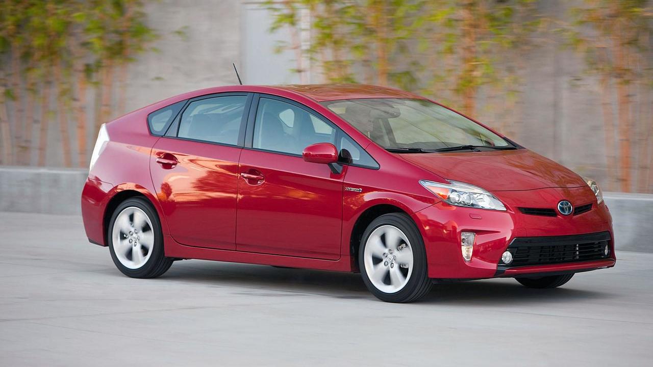 Toyota Prius 2005 лифтбек #10