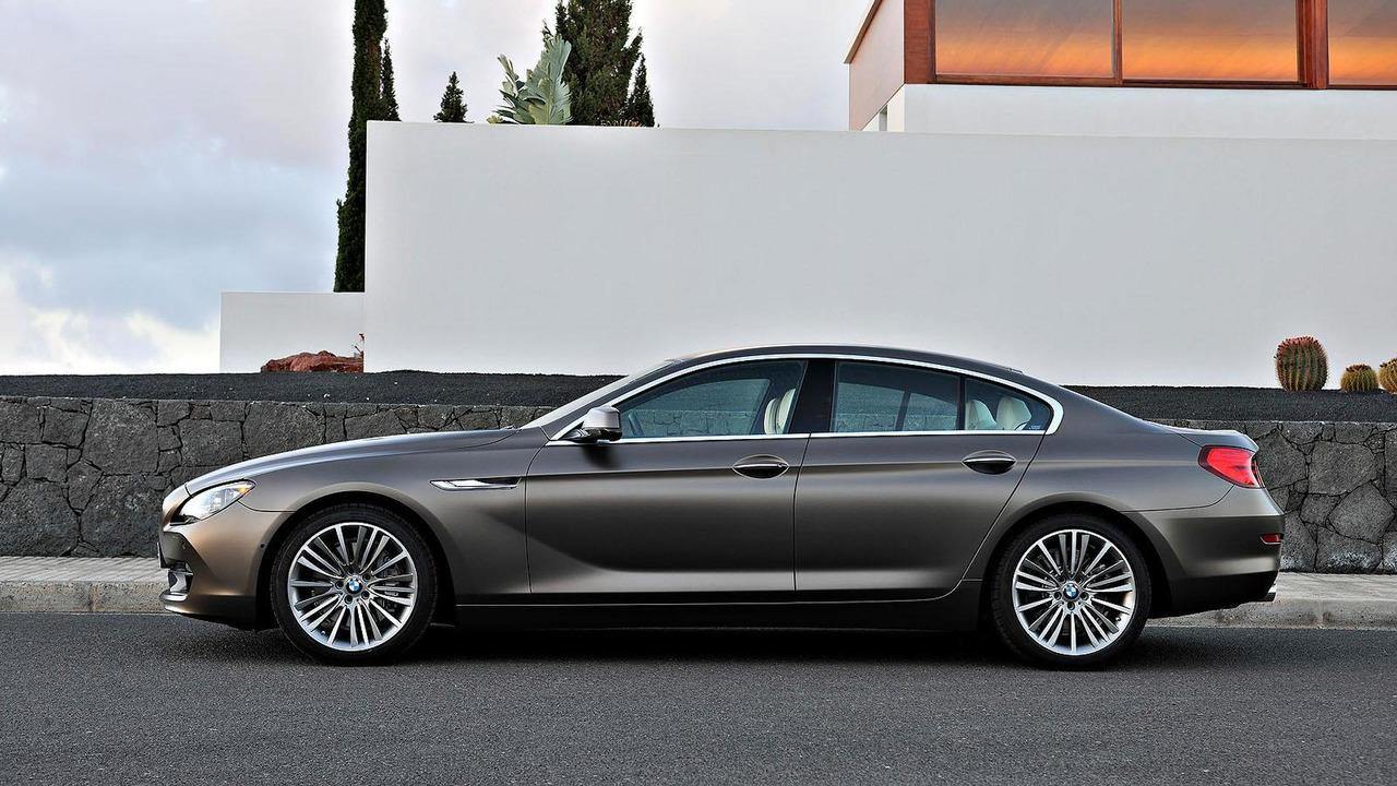 BMW I Gran Coupe Pricing Announced US Motorcom Photos - 2012 bmw 640i gran coupe