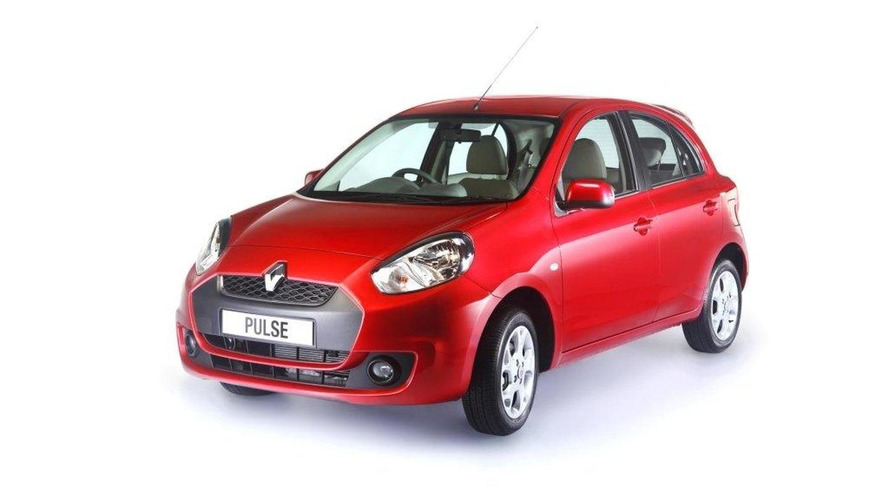 Renault Pulse unveiled for Indian-market