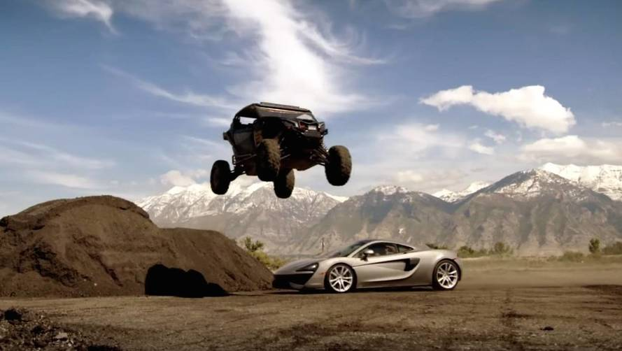 First Top Gear Trailer Features Ken Block, V8-Powered Sports Cars