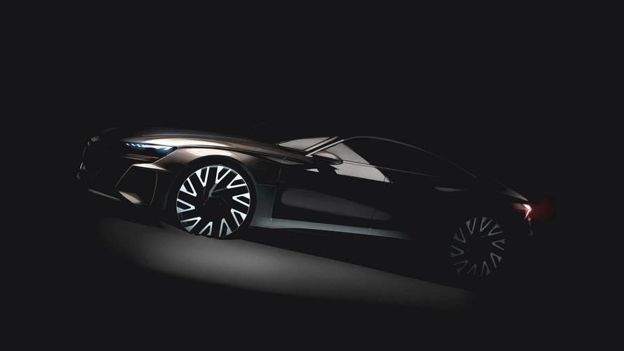 Audi officialise l'arrivée d'un e-tron GT électrique !