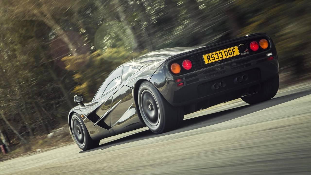 McLaren F1 – 386 km/s