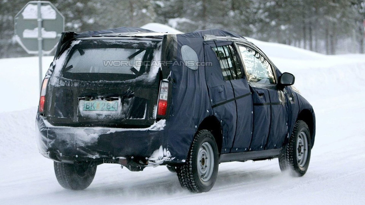 Gotcha! Spy pics of Tata Safari testing