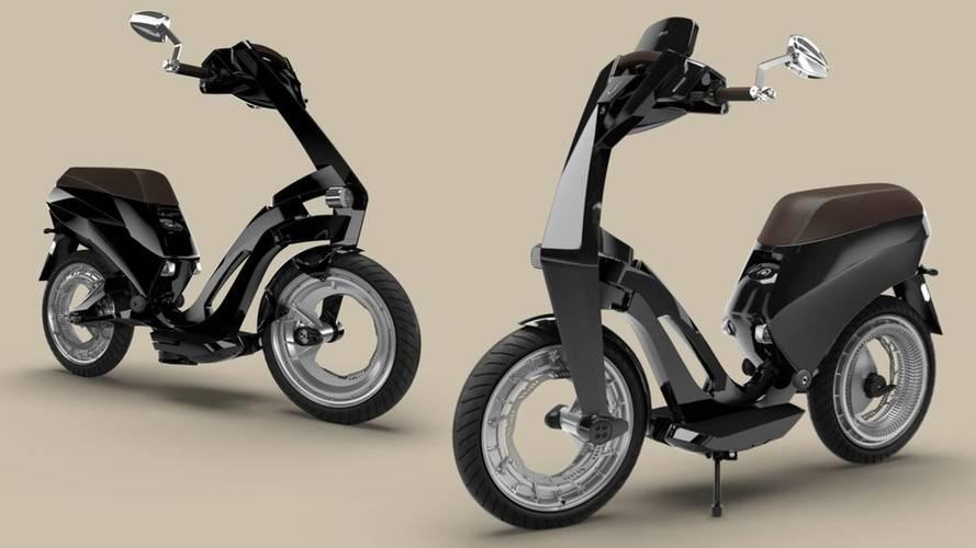Ujet presenta en Las Vegas su innovador scooter eléctrico