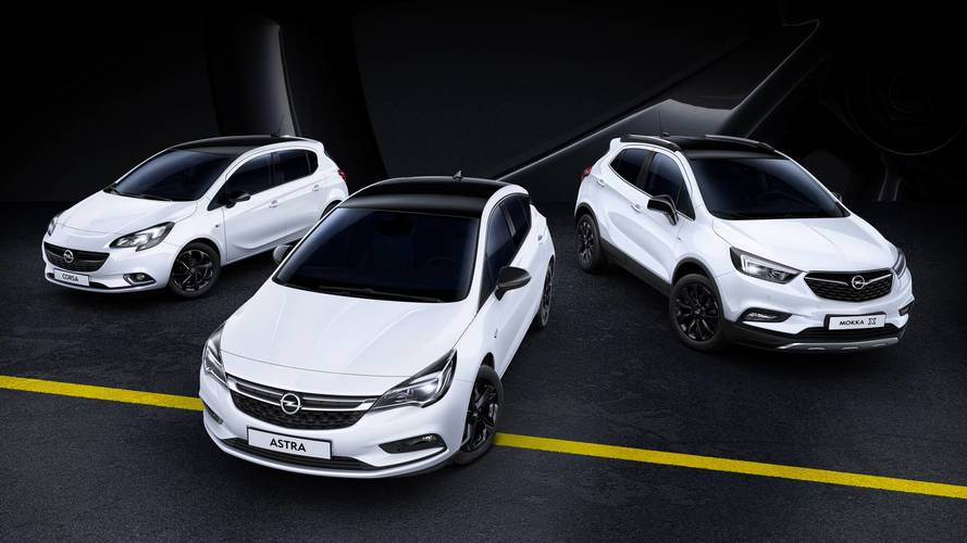 Opel modelleri Black Edition donanımına kavuşuyor