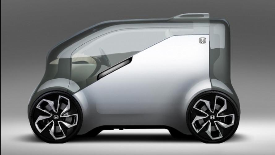 Honda NeuV, l'auto che percepisce le nostre emozioni