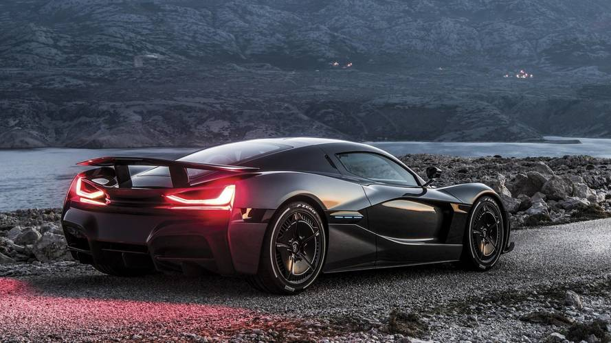$2.1-Million Rimac C_Two Almost Sold Out Three Weeks Since Debut