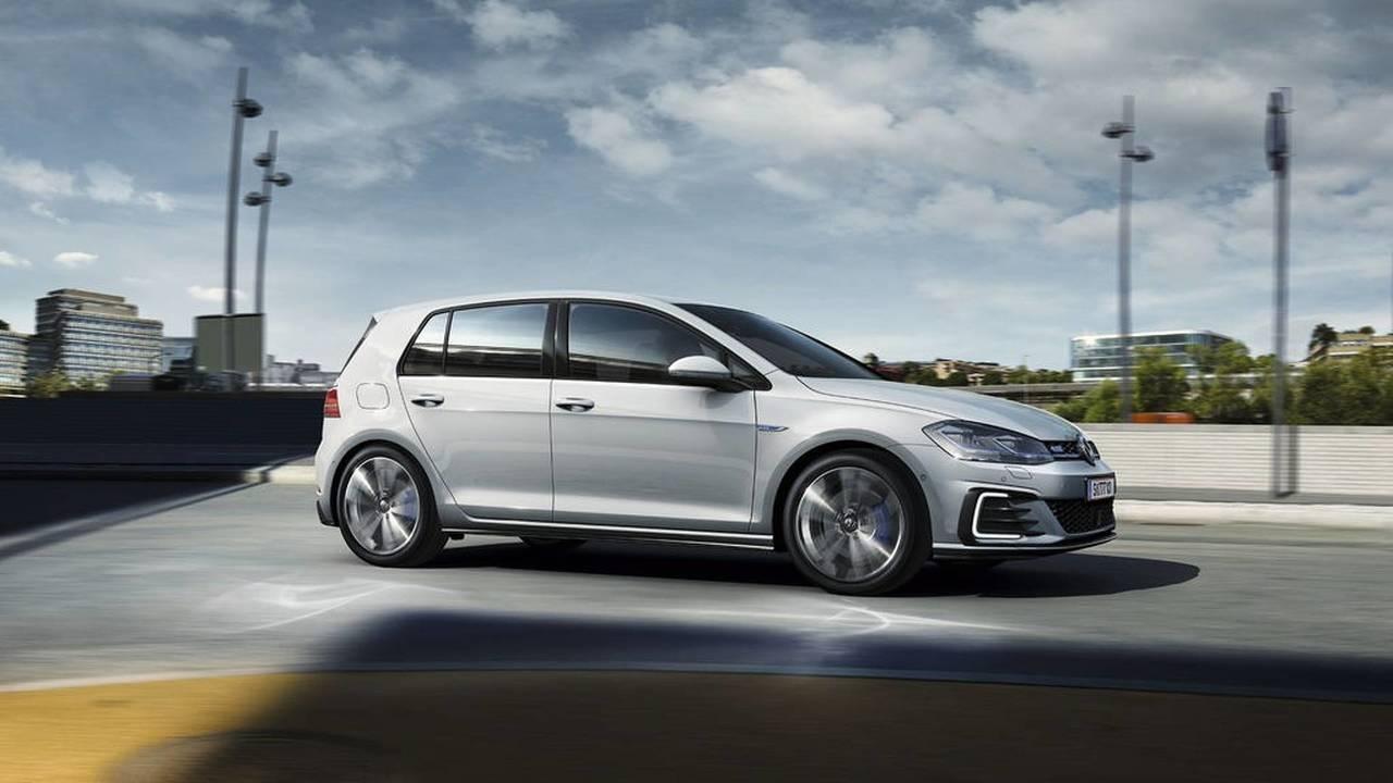 Hybride - Volkswagen Golf GTE