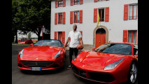 Kobe Bryant da Ferrari a Maranello