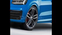 Audi SQ2, il rendering