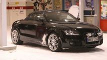 Audi TT-RS Roadster spied during testing