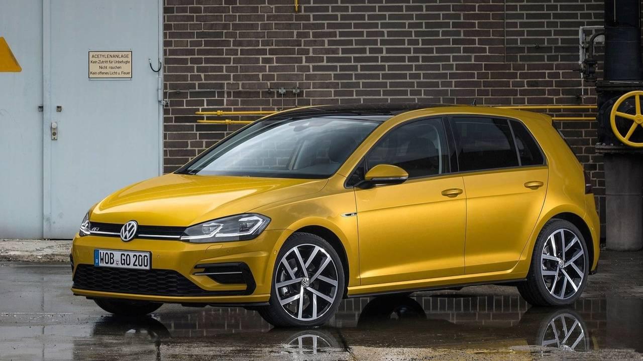 3 - Volkswagen Golf
