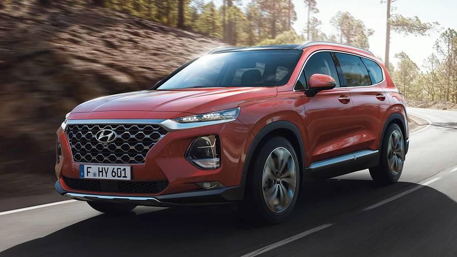 Nuova Hyundai Santa Fe, la 7 posti di quarta generazione