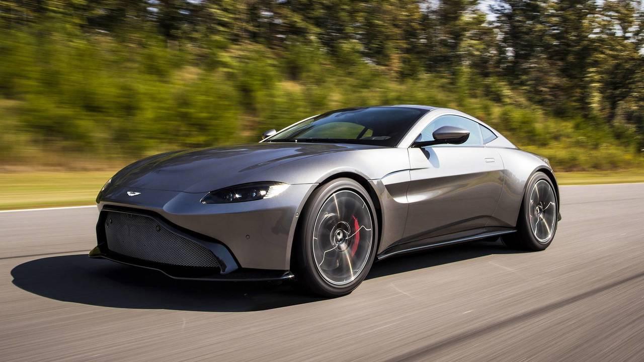 Combien coûte une Aston Martin ?