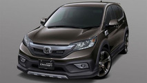 Honda CR-V Mugen concept introduced in Tokyo