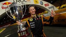 Grosjean wins the Race of Champions