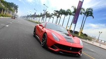 Ferrari F12 Berlinetta Spia introduced by DMC Germany