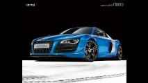 Audi R8 China Edition