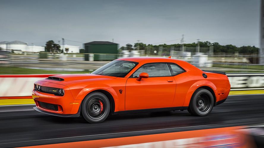 2018 Dodge Challenger SRT Demon First Drive: Brutally Effective