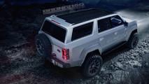 Ford Bronco Render