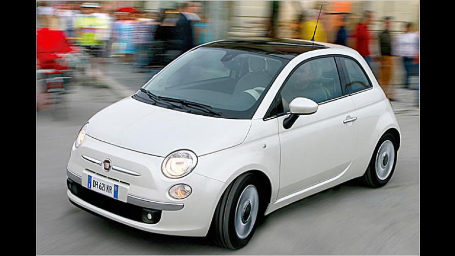 Neuauflage des Klassikers: Noch mehr Bilder vom Fiat 500