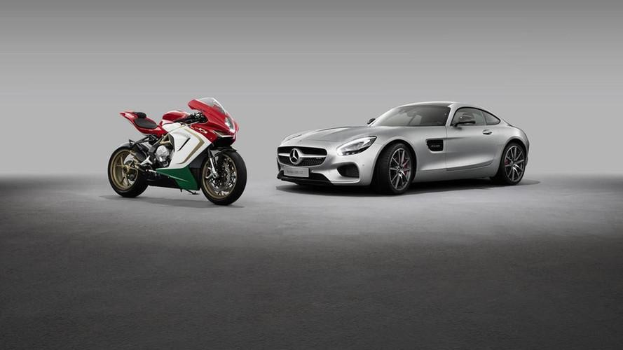 Mercedes-AMG vende suas ações da MV Agusta