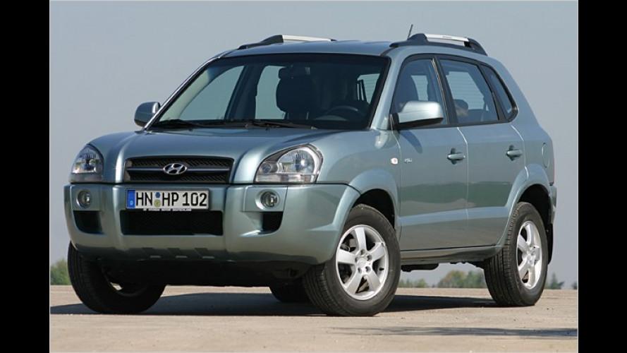 Hyundai Tucson: Trend-Bär mit neuem Sauber-Diesel