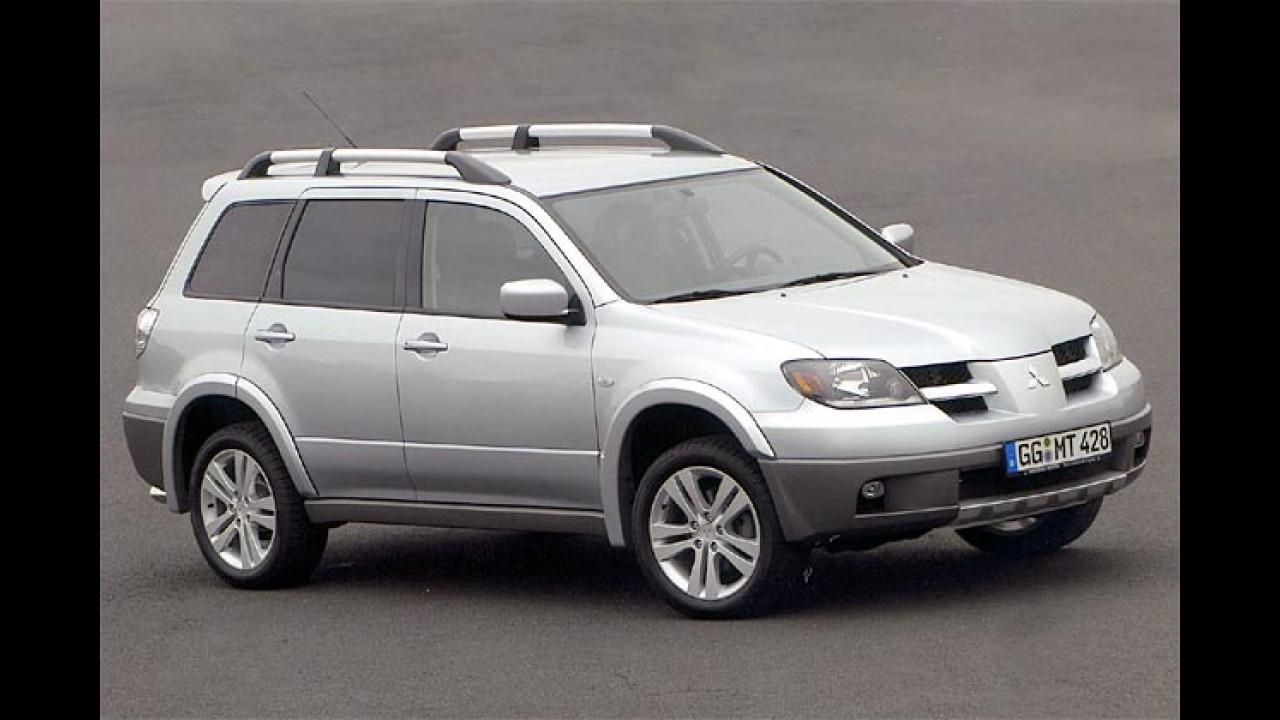 Mitsubishi Outlander Motion