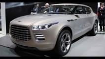 Aston Martin planeja lançar carros na América do Sul a partir de 2012 - Primeiro será SUV Lagonda